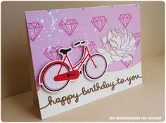 "Le Creazioni di Kiara: CARD ""happy birthday to you"" CLEAN and SIMPLE"