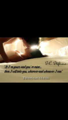 Thoughtless (S.C. Stephens)
