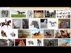 Interesante video sobre como hacer un caballo realista