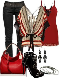 A fashion look from January 2013 featuring Lotta Stensson tops, BKE tops and Pierre Balmain jeans. Browse and shop related looks. Mode Outfits, Chic Outfits, Fall Outfits, Summer Outfits, Fashion Outfits, Womens Fashion, Looks Chic, Look Fashion, Winter Fashion
