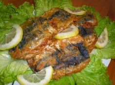 Recette des sardines à la tunisienne   Plus belle la vie