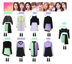 """""""TWICE - TT❤️"""" by mabel-2310 on Polyvore featuring Christina Economou, FAUSTO PUGLISI, Carven, Chanel, Topshop, one spo, Boohoo, DKNY, Jacquemus and Belstaff"""
