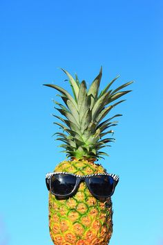 Pineapple Happy by Pink Sherbet Photography, via Flickr