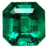 宝石名 エメラルド サイズ 5.6x5.5 重 量 0.73ct カ ッ ト オクタゴン 硬 度 7.5-8 色が濃く透明感のある非常に美しいルースです