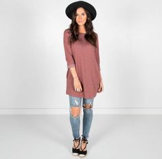 Ensley Pocket Tunic