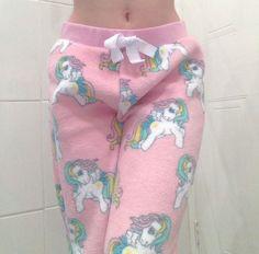 My little pony pj pants ;o; <3 //12:55 am// @emelyjette