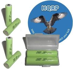 HQRP 6 pack Rechargeable Battery for Ameda Purely Yours brest pump plus HQRP Coaster