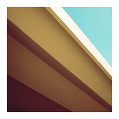 """Ost, 2012 - Matthias Heiderich. - East Berlin architecture, places, obejcts - second part of the series """"West/Ost""""."""
