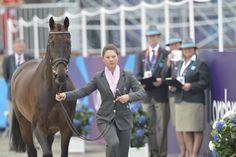Olympic eventer Nina Ligon   Kit Houghton/FEI