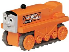 Thomas & Friends Wooden Railway - Terence The Tractor Learning Curve http://www.amazon.com/dp/B00000JHXV/ref=cm_sw_r_pi_dp_km08vb13Z4DRT