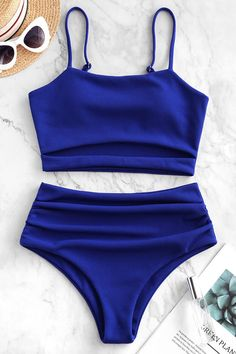 Fashion Women 2020 New Swimwear Boutique Bathing Suits Light Blue Bikini Cute Ba Summer Bathing Suits bathing Bikini BLUE Boutique Cute fashion Light suits swimwear women Bathing Suits For Teens, Summer Bathing Suits, Cute Bathing Suits, Summer Swimwear, Bathing Suit Covers, Vintage Bathing Suits, Women's Swimwear, Beachwear, Jolie Lingerie