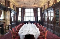 #Cheshire - Crewe Hall - https://www.venuedirectory.com/venue/1358/crewe-hall  This #venue has 17 #conference rooms in all, ranging from the distinctly historic to the unmistakably modern. Each room can be tailored to suit your particular needs. Whether it's a #corporate banquet, product launch, annual conference, or whatever else you care to dream up, the dedicated Event Planners have the experience and expertise to make it happen.