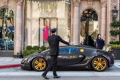 Mansory Veyron has Security...