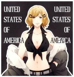 APH America, Fem America, Nyotalia