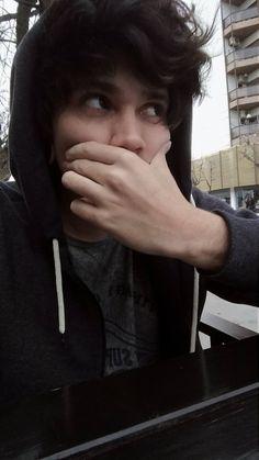 Men Tumblr, Tumblr Boys, Chica Alien, Percy Jackson, Selfies, Cute Emo Boys, Aesthetic Boy, Attractive People, No One Loves Me