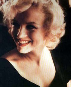 Marilyn is my style icon, she was damaged and fragile, but knew exactly how to present herself.