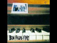 "BEN FOLDS FIVE ""Philosophy"""