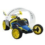 Air Hogs Hyperactives Pro Aero GX - Blue/Yellow (Toy) newly tagged rc