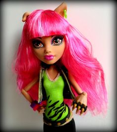 Howleen Wolf Monster High Dolls, Monster Girl, Howleen Wolf, Hedgehog Pet, Season Of The Witch, Play Soccer, Ever After High, Hair A, Daughter Love