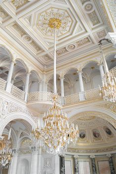 Interiors of the Winter Palace. The Pavilion Hall State Hermitage Museum and Winter Palace, Saint Petersburg - Russia Sculpture Baroque Architecture, Beautiful Architecture, Architecture Design, Architecture Background, Renaissance Architecture, Gold Aesthetic, Classy Aesthetic, Plafond Design, Aesthetic Pictures