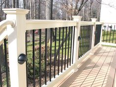 nice  10+ Vintage Porch Railing Ideas In Styles , We cannot deny that porch railing ideas are perfectly great. Hey not only can give your house a statement, but also security. Based on the available h..., http://www.designbabylon-interiors.com/10-vintage-porch-railing-styles-ideas/ Check more at http://www.designbabylon-interiors.com/10-vintage-porch-railing-styles-ideas/