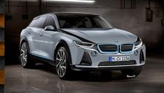 BMW i5 avant