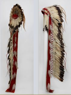 Cheyenne trailer bonnet  Univ Penn Mus  ac