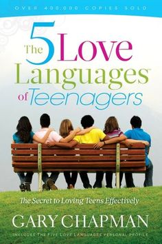 The 5 Love Languages of Teenagers New Edition: The Secret to Loving Teens Effectively by Gary Chapman.a MUST read if you have teens. Gary Chapman, Youth Lessons, Bible Lessons, Youth Group Activities, Teen Activities, Youth Groups, Group Games, Five Love Languages, A Course In Miracles