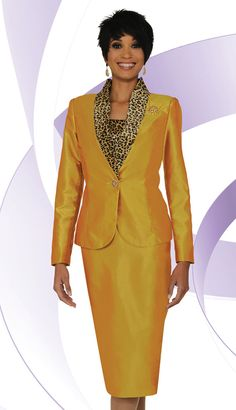BM62021-GP-IH,Mystique By Ben Marc Womens Suits Spring And Summer 2015