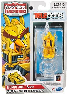 Blast into awesome Angry Birds fun with a Transformers twist! The Angry Birds Transformers toys put you in charge of your own bird-on-pig battles. Transformers Bumblebee, Transformers Toys, Transformers Autobots, Disney Kids Rooms, Disney Toys, Angry Birds Characters, Lego Custom Minifigures, Sonic Birthday, Ranger