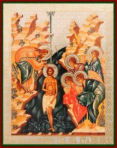 The Baptism of the Lord - St. Elisabeth Convent - #CatalogOfGoodDeeds #Orthodox…