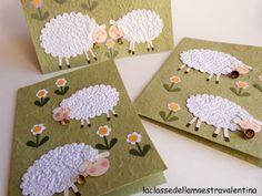 Pecorelle pasquali -La classe della maestra Valentina: pasqua