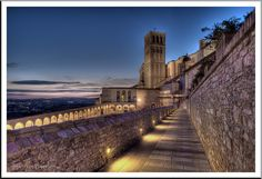 Assisi (PG) by Giuseppe  Peppoloni http://500px.com/photo/1718945