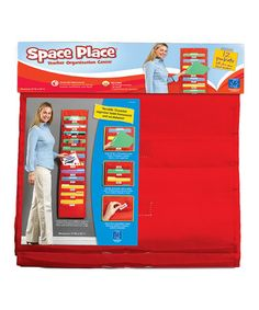Loving this Space Place Storage Chart on #zulily! #zulilyfinds