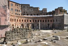 A Visit To Trajan's Market in Rome