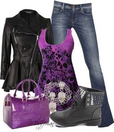 """""""Untitled #305"""" by mhuffman1282 on Polyvore"""