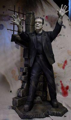 Glenn Strange (House of Frankenstein)