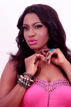 4693ec19016 Actress and reality show producer Chika Ike stuns in new photos.