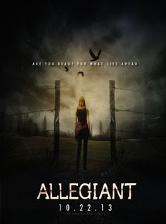 Allegiant. We all know we werent ready.