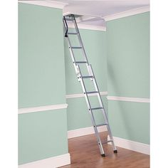 The 2 section Easiloft aluminium loft ladder is ideal in restricted spaces. This ladder is easy to use and designed for occasional use in the home. Certified to BSEN14975-2006 with spring loaded catches for extra security when stored or in… The post Easiloft 2 Section Aluminium Loft Ladder appeared first on The Access Panel Company. Access Panel, British Standards, Ladder, Loft, Spaces, Spring, Easy, Design, Lofts