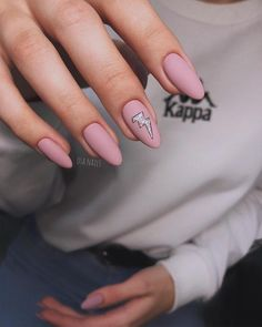 Nail art is a very popular trend these days and every woman you meet seems to have beautiful nails. It used to be that women would just go get a manicure or pedicure to get their nails trimmed and shaped with just a few coats of plain nail polish. Elegant Nail Designs, Pink Nail Designs, Elegant Nails, Stylish Nails, Acrylic Nail Designs, Nails Design, Trendy Nails 2019, Hair And Nails, My Nails