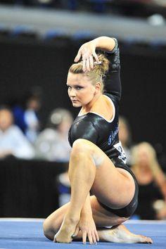 Bridget Sloan 2013 NCAA Championships National Team (U of Florida) and AA Champ. And fellow Hoosier!