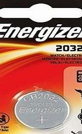 Energizer 1 X Energizer CR2032 3V Lithium Coin Cell Battery <h2>Energize CR2032 Coin Lithium Battery 611326 ENGCR2032</h2><br /> Lithium coin shaped batteries.Reliable, dependable powe (Barcode EAN = 7638900083040) http://www.comparestoreprices.co.uk/latest1/energizer-1-x-energizer-cr2032-3v-lithium-coin-cell-battery.asp