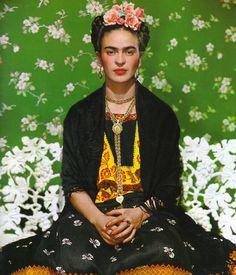 Frida Kahlo - Vogue Paris
