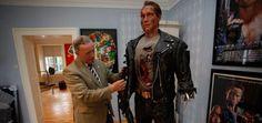 Arnold Schwarzenegger har fått sitt eget museum i sin hemstad Thal i Österrike. Beläget i hans eget barndomshem och fyllt med memorabilia