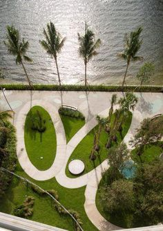 17 Secret Gardens, Parks, and Green Spaces in Miami Landscaping Jobs, Landscaping Company, Tropical Landscaping, Landscaping Software, Architecture Courtyard, Landscape Architecture Design, Landscape Architects, Landscape Plans, Parks