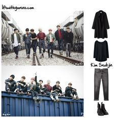 BTS I need u MV inspired by Jin outfit