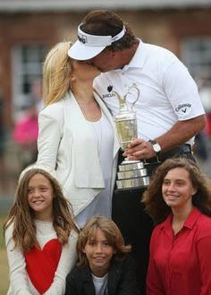 Always my favorite golfer, Phil Mickelson thrills his way to British Open victory - Yahoo! Sports