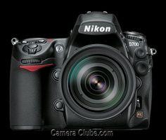 Camera Digital DSLR Nikon D700Camera Digital Profissional.Sensor CMOS formato FX (23,9 x 36 mm) de 12,1 megapixels original da NikonDesempenho com ruído extremamente baixo em ISO de 200 a 6.400, com a versatilidade adicional Lo-1 (100 ISO), Hi-1 (12.800 ISO) e Hi-2 (25.600 ISO).