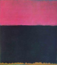 Rothko, Untitled, 1953